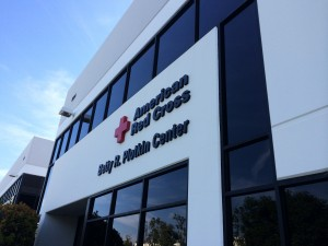 The Central Coast Region Camarillo Office where I'm reporting to. This building houses all the major supplies for disasters spanning the Southern coast of California.